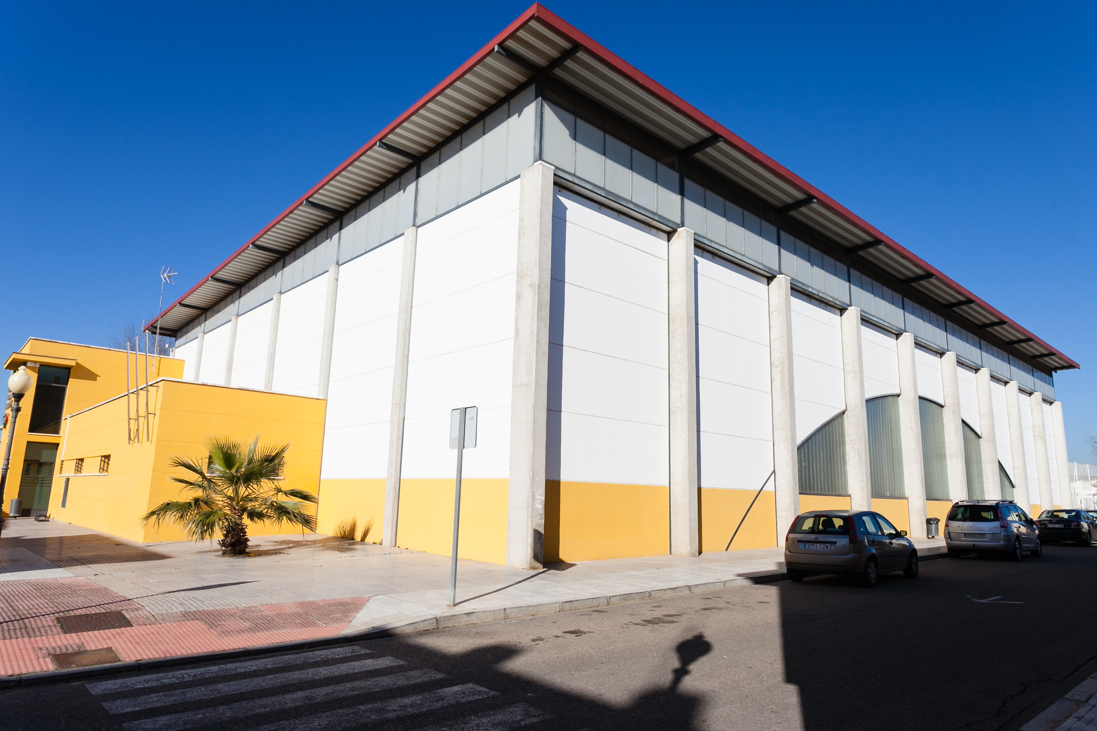 Pabellón polideportivo Rafael Lozano 2