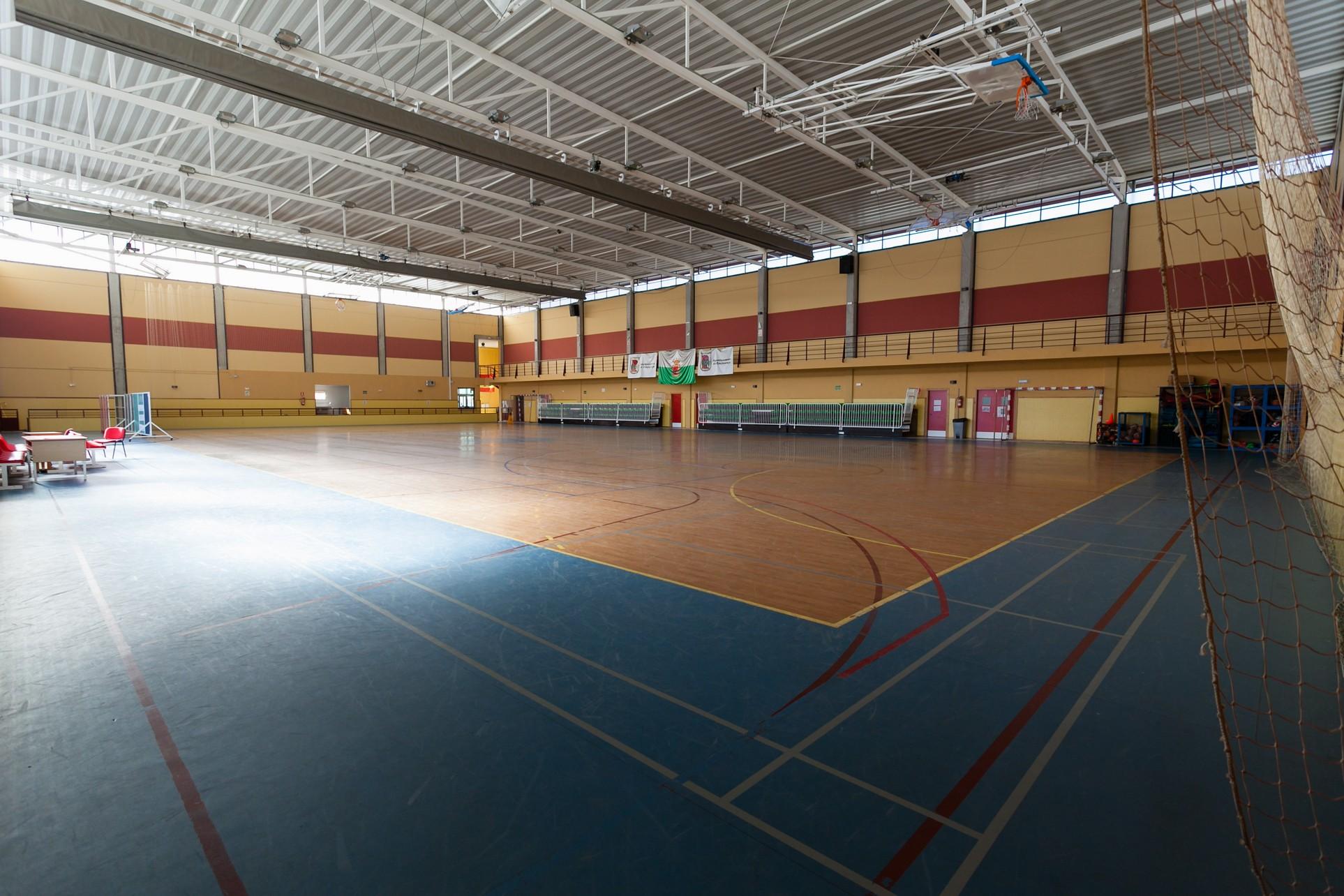 Pista Polideportivo 4
