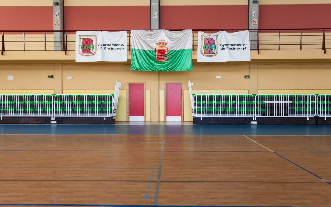 "Pabellón Polideportivo ""Rafael Lozano"""