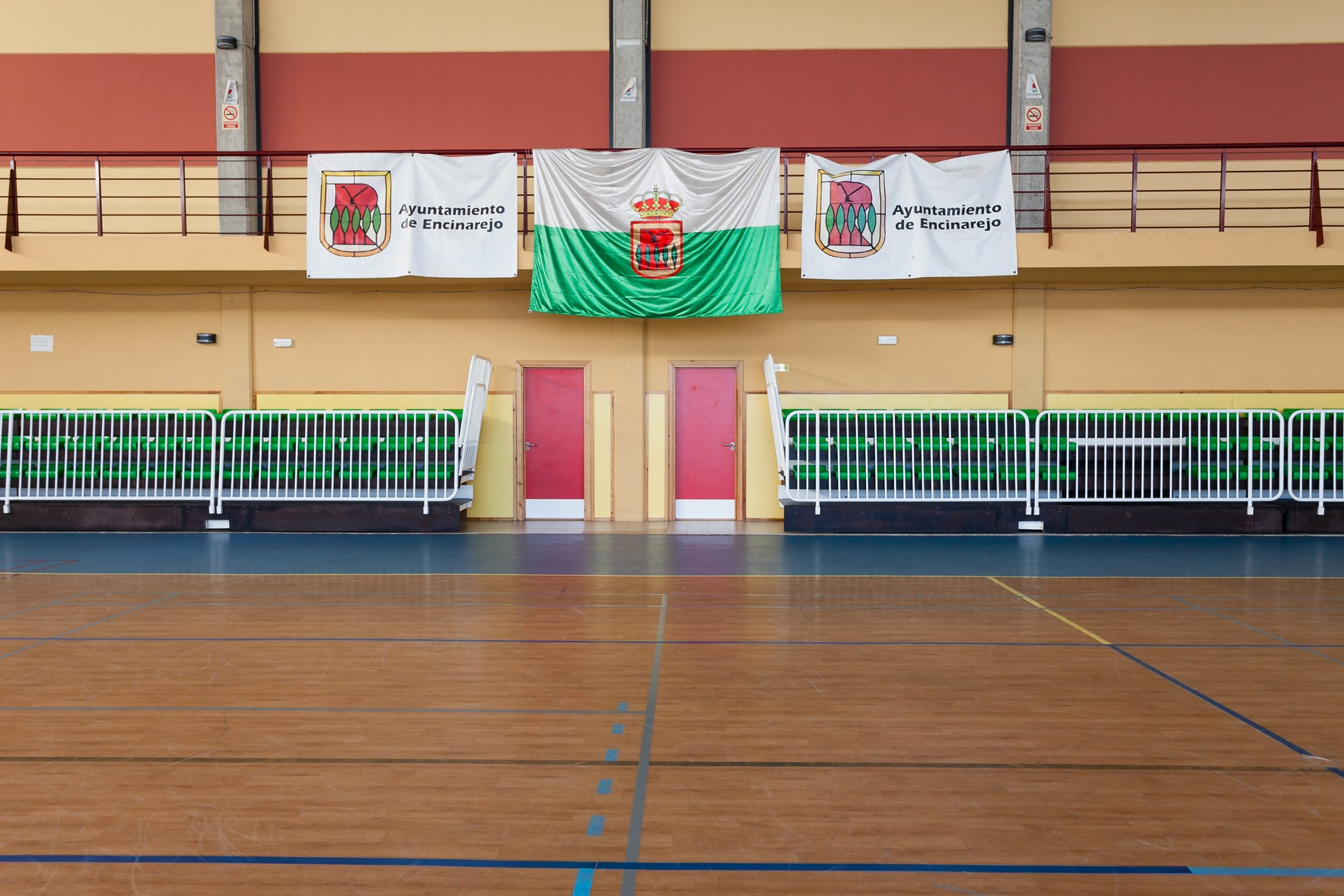 Pista Polideportivo 5