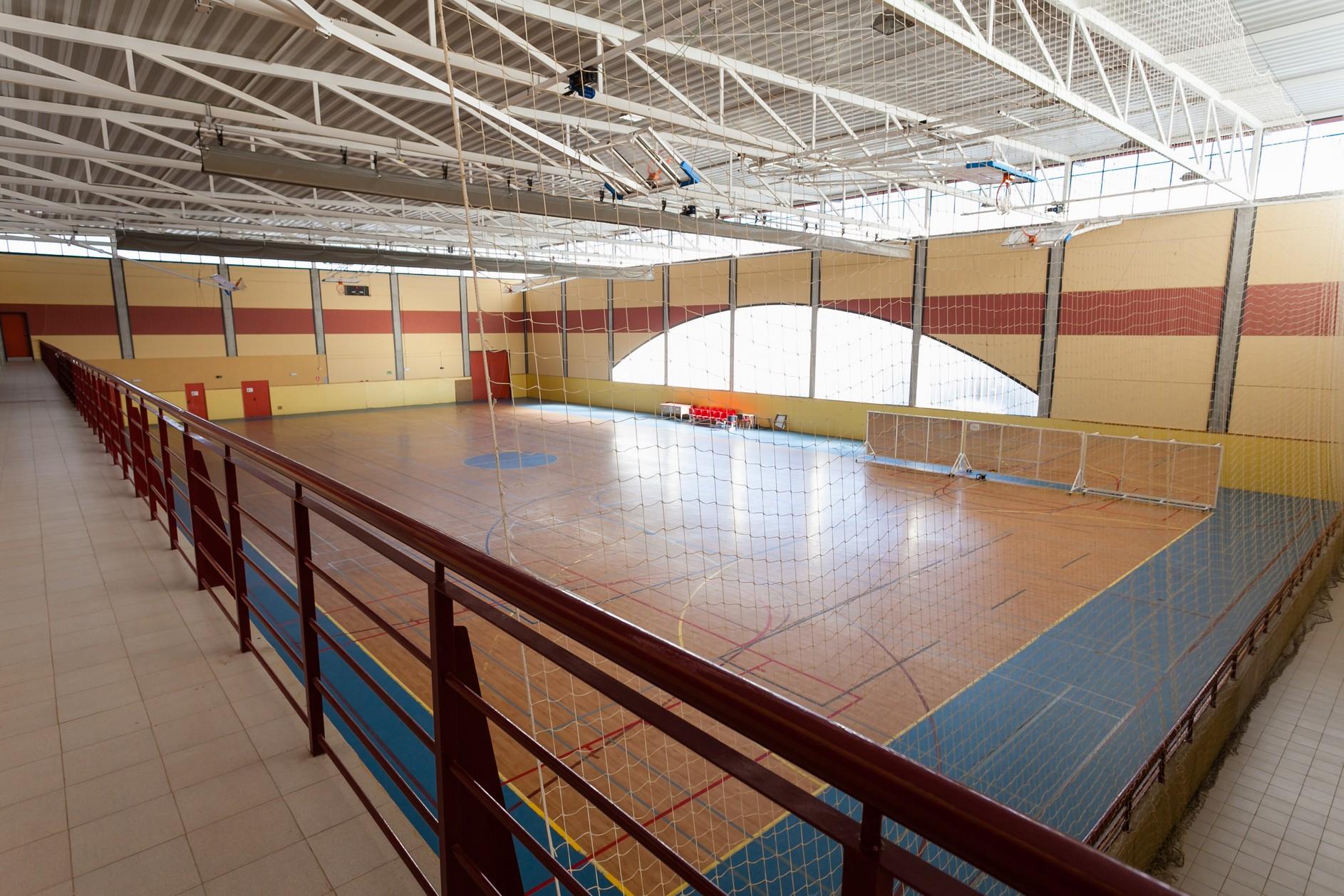 Pista Polideportivo 2