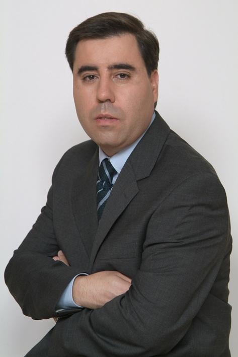 Miguel Ruiz Madruga, presidente dela junta vecinal de Encinarejo