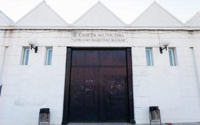 Caseta Municipal «Cipriano Martínez Rücker»