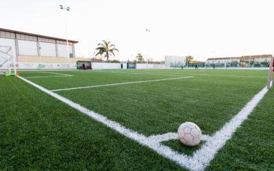 Campo de Fútbol «Miguel Reina»