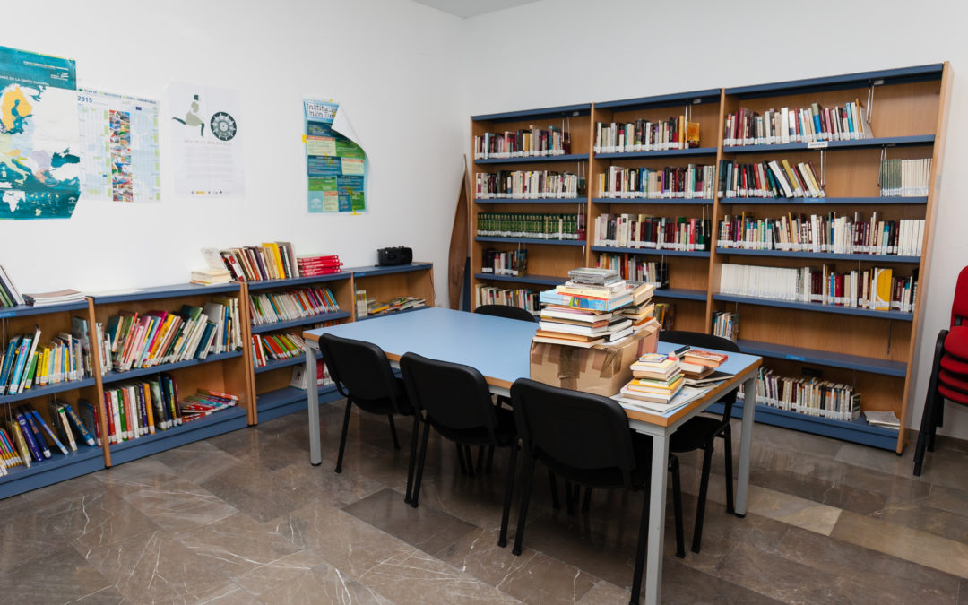 "Biblioteca Municipal ""Maria Zambrano"""