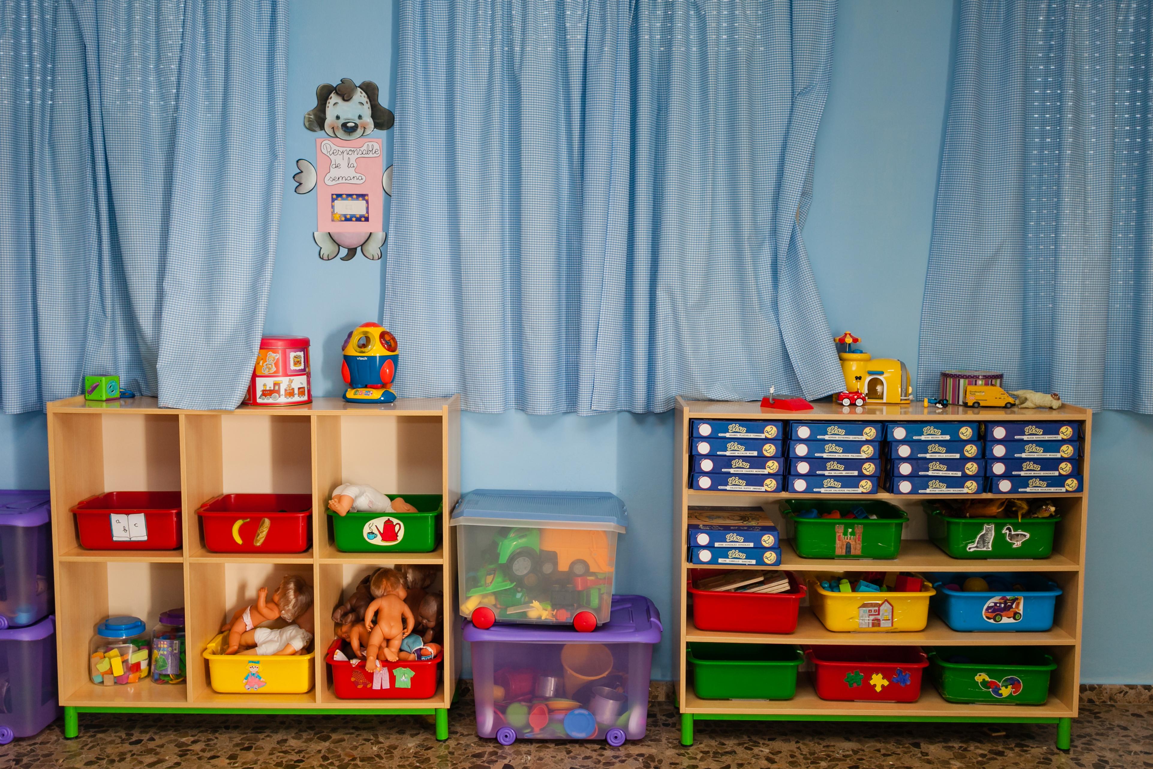 Escuela infantil Cigueña blanca 3
