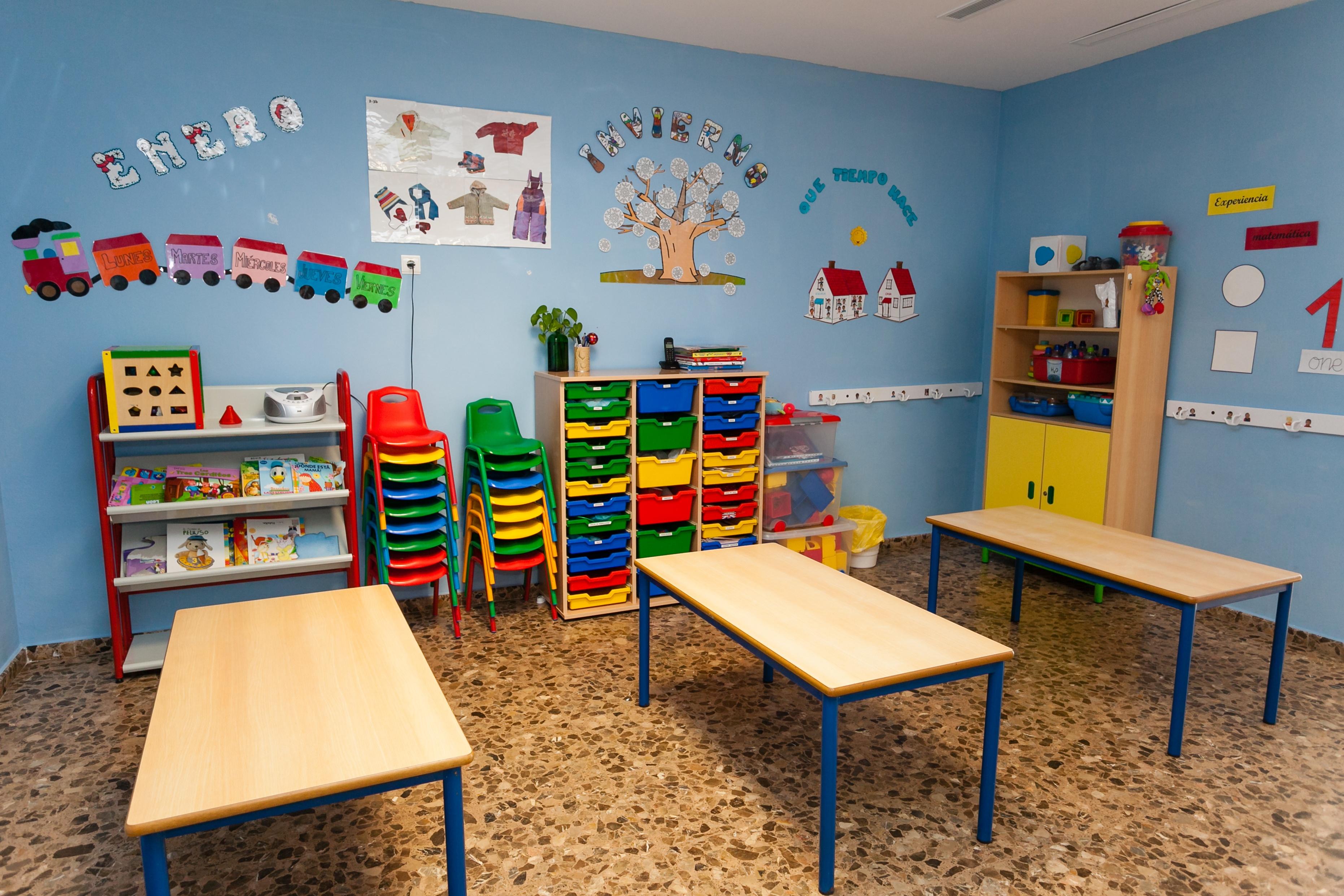 Escuela infantil Cigueña blanca 2