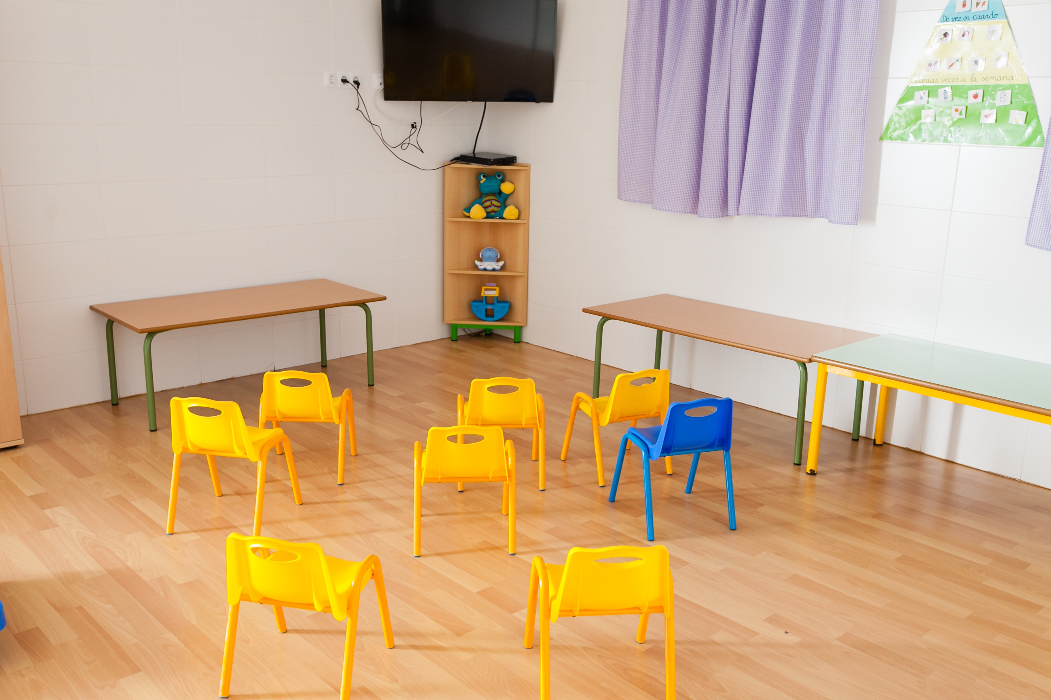 Escuela infantil Cigueña blanca 7