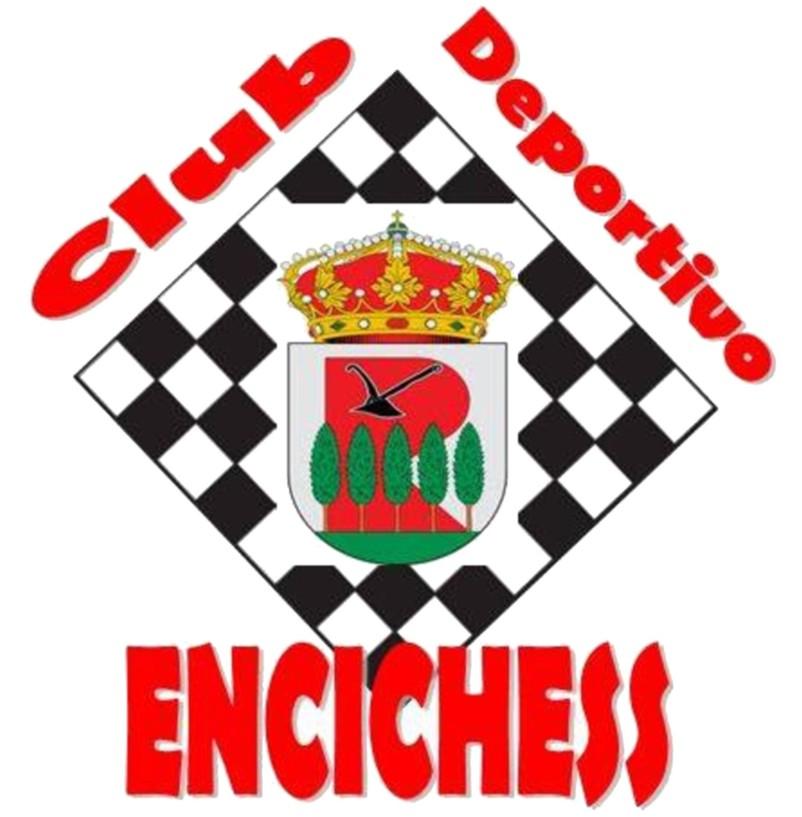 Logotipo asociación deportiva Encichess