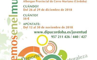 CAMPAMENTOS NAVIDAD CERRO MURIANO